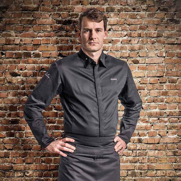 MILANO long sleeve chef jacket for men