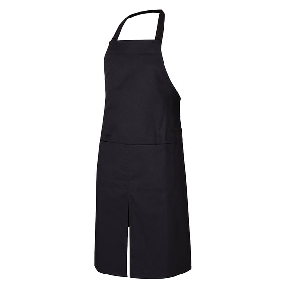 MIOGA French bib service apron with elastic straps