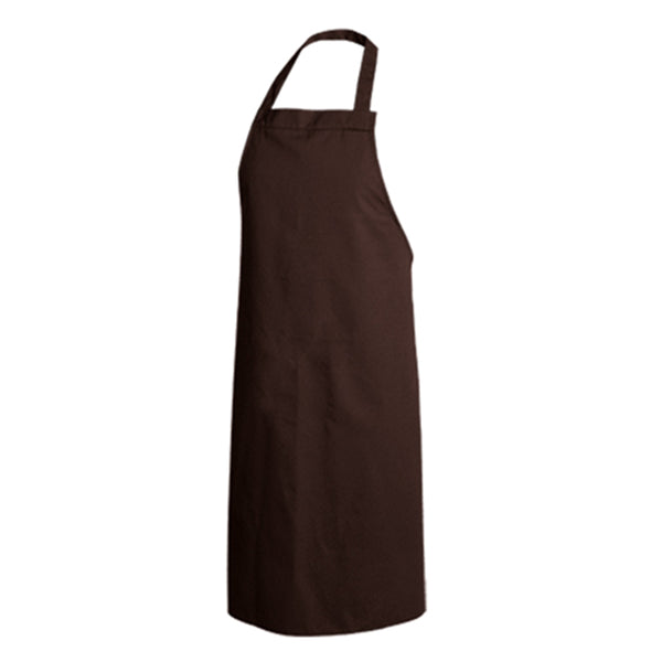 PAPRIKA Moka colored chef and service apron