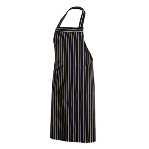 PAPRIKA pin stripe colored bib apron