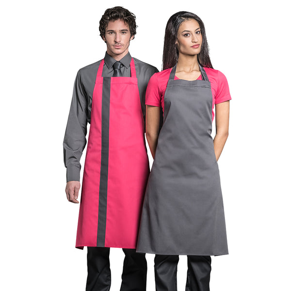 PAPRIKA chef and service aprons