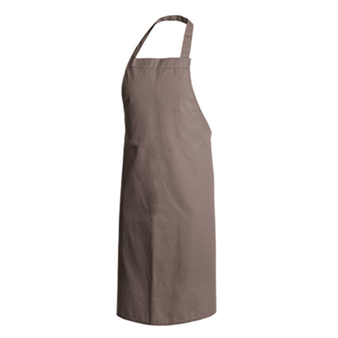 PAPRIKA taupe colored chef apron