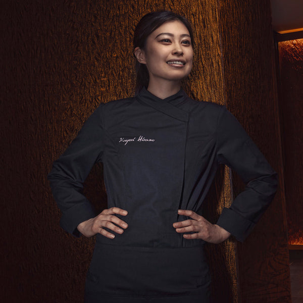 SAPORE womens chef jacket