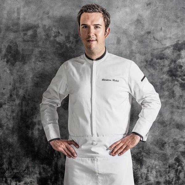 SIGNATURE, Men's Chef Jacket