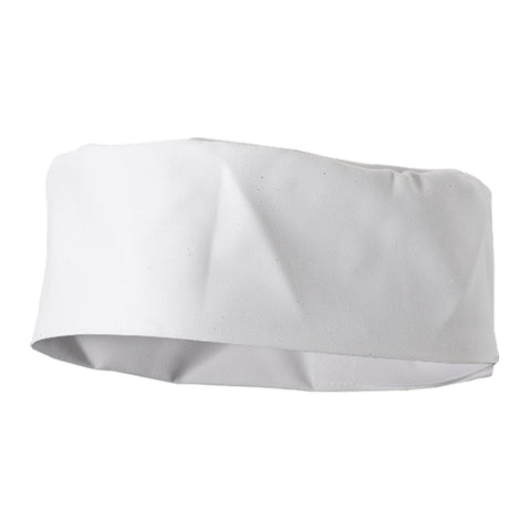 THYM white sushi chef hat
