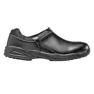 VIPER unisex slip on chef shoes, non-slip sole, carbon fiber look