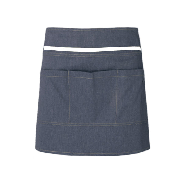 short waist service apron for men and women