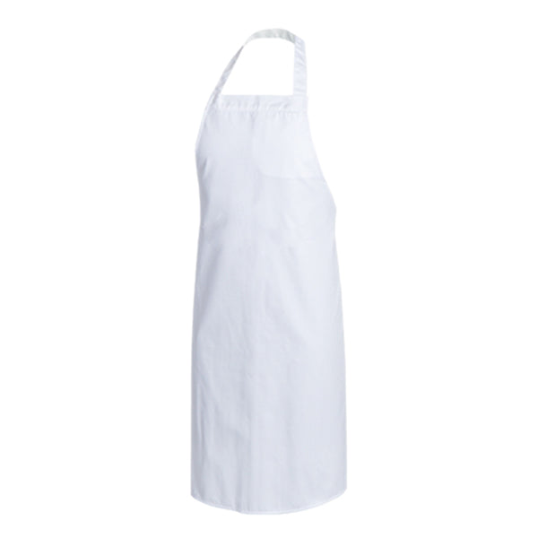 PAPRIKA white bib chef and service apron