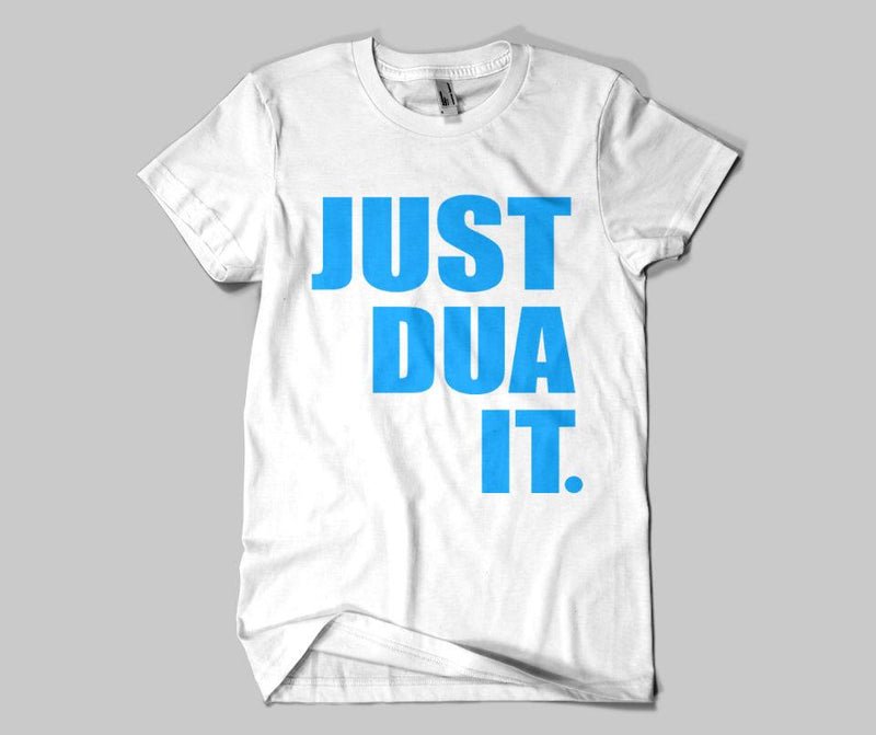 Just Dua It T-shirt - GetDawah Muslim Clothing