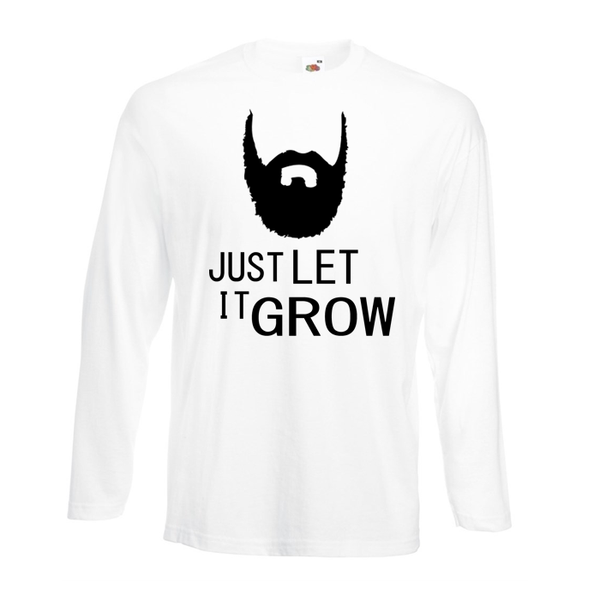 Just Let It Grow - GetDawah Muslim Clothing