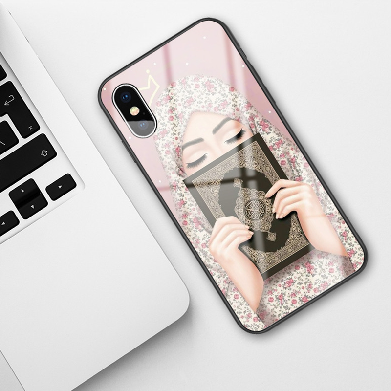 Hijabi Quran Phone Case For iPhone & Samsung - GetDawah Muslim Clothing