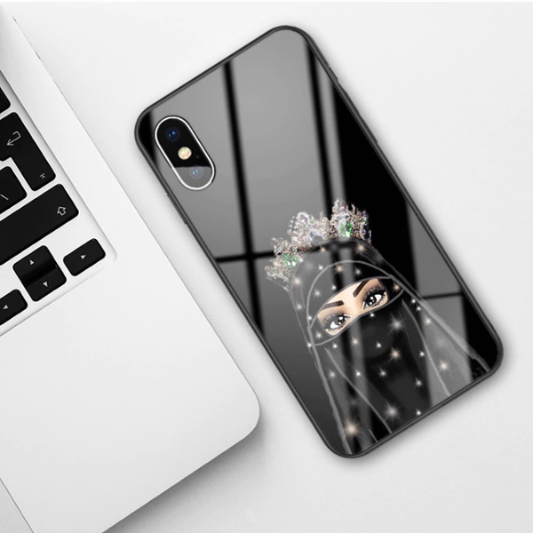 Niqabi Queen Phone Case For iPhone & Samsung (NEW) - GetDawah Muslim Clothing