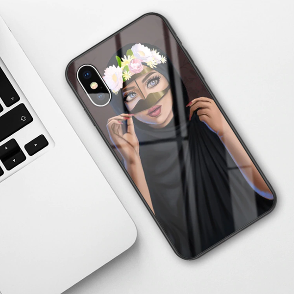Hijabi Phone Case For iPhone & Samsung (NEW) - GetDawah Muslim Clothing