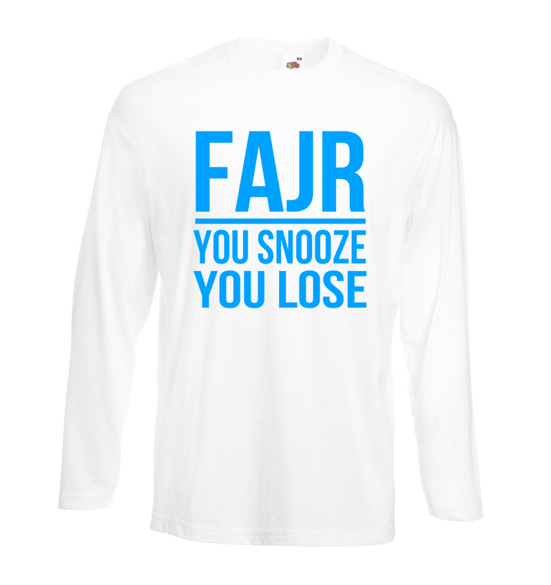Team Fajr - GetDawah Muslim Clothing