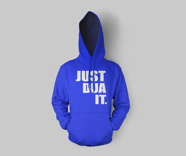 Just Dua It Hoodie - GetDawah Muslim Clothing
