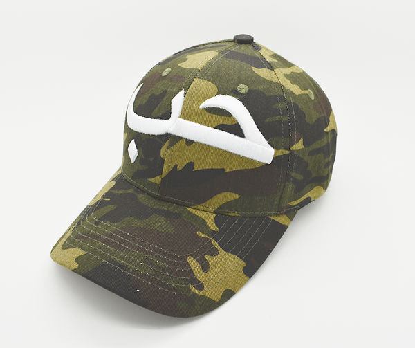 Hub Camo Cap (3D Embroidery) - GetDawah Muslim Clothing