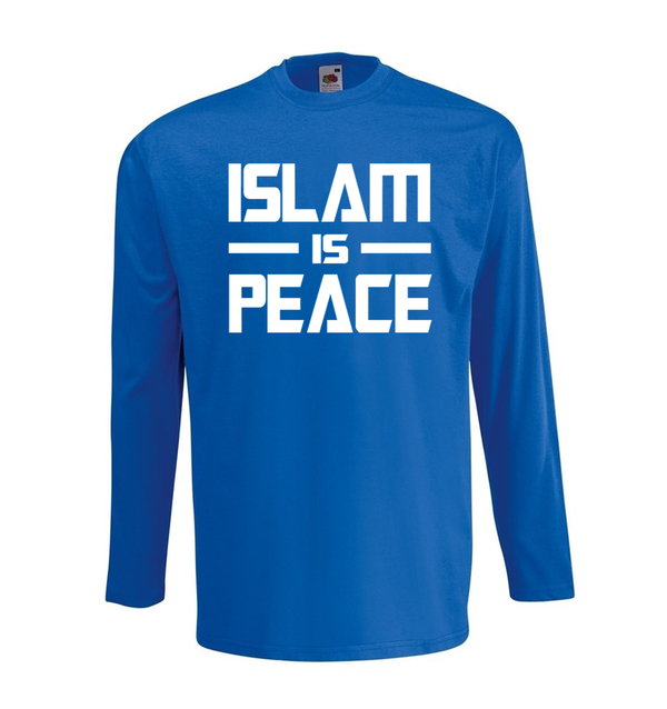 Islam & Peace - NEW - GetDawah Muslim Clothing