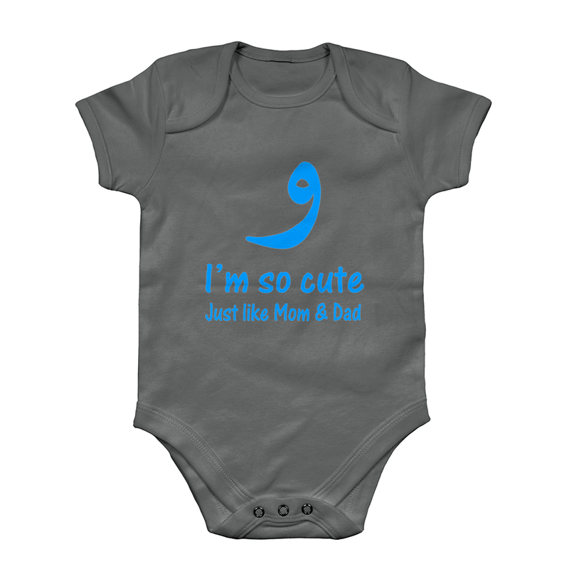 The Cute Family - Baby Grow (NEW) - GetDawah Muslim Clothing