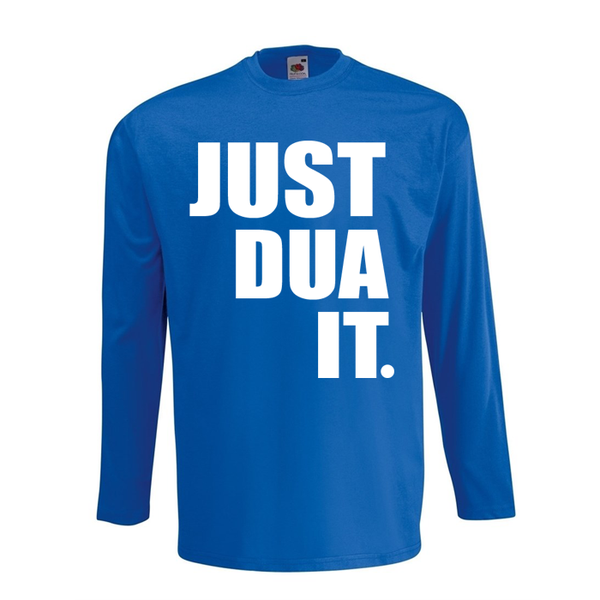 Just Dua It - GetDawah Muslim Clothing