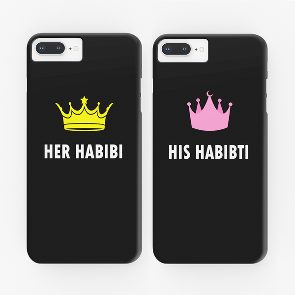 His&Her Phone Case For iPhone & Samsung (New)
