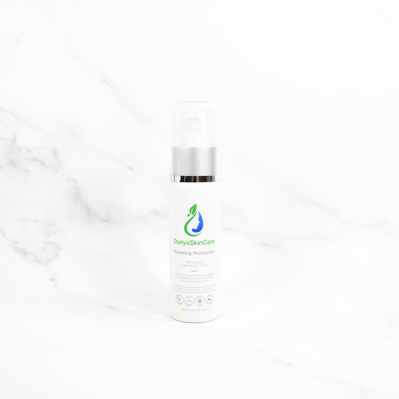 Hydrating Moisturiser (Avocado, Aloe Vera, Lavender, Shea Butter) - 60ml - GetDawah Muslim Clothing