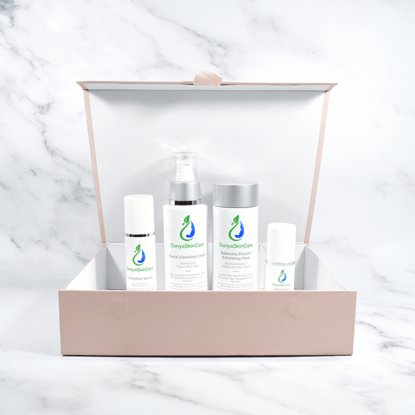 Halal & Organic Skincare Gift Set - New Look (New) - GetDawah Muslim Clothing