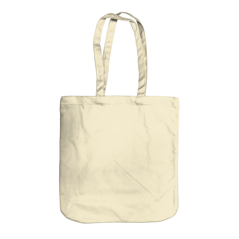 Personalised Arabic Name with Shape Tote Bag (NEW) - GetDawah Muslim Clothing