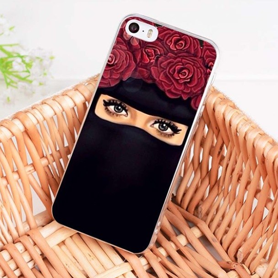 Beautiful Women Phone Case For iPhone & Samsung (NEW) - GetDawah Muslim Clothing