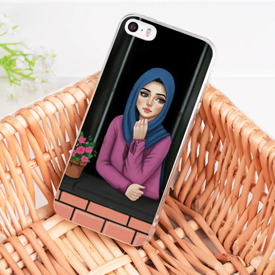 Hijabi Art Phone Case For iPhone & Samsung (NEW) - GetDawah Muslim Clothing