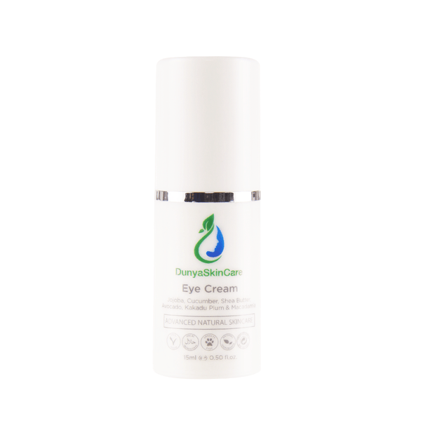 Eye Cream (Cucumber, Jojoba Oil, Shea Butter, Avocado) - 15ml - GetDawah Muslim Clothing