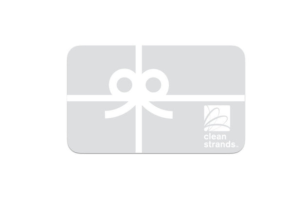Clean Strands Gift Card