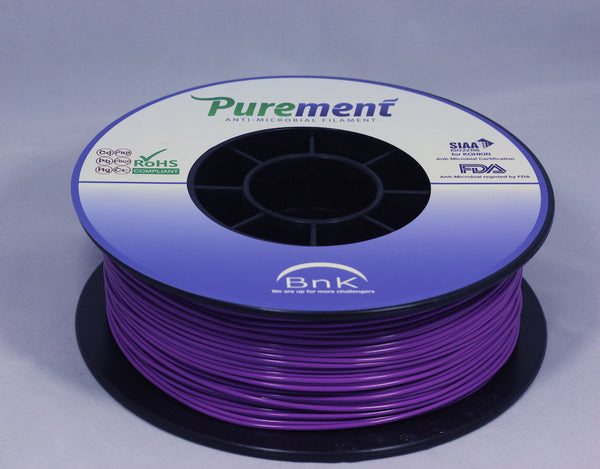 Antibacterial Purement Purple