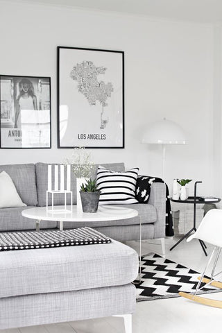 Good Scandinavian Interiors Pinterest Board