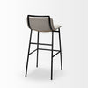 Kavalan Counter + Bar Stool - Beige Fabric Seat