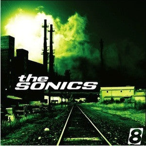 "THE SONICS - 8 (10'' EP ""limited color vinyl"")"