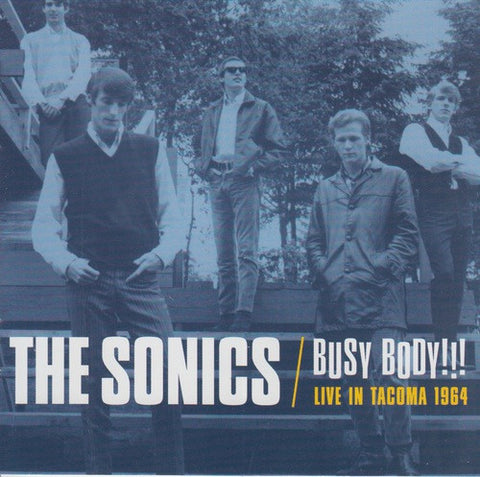Busy Body: Live in Tacoma 1964