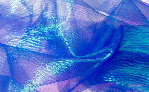 The History of Organza - from the Silk Road to your wardrobe