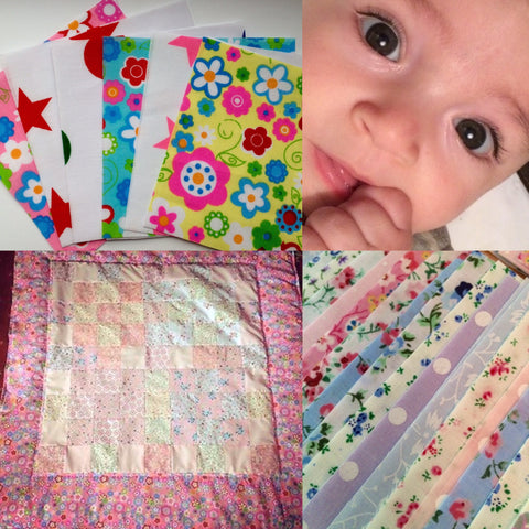Making a quilt for a child: unique and practical design ideas