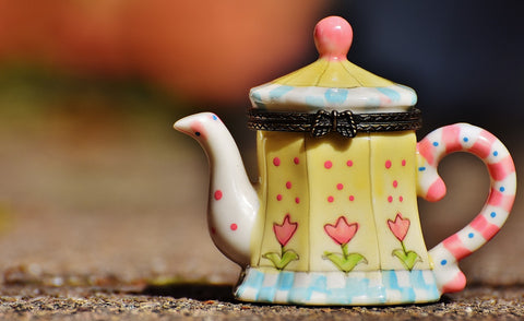 Celebrate National Afternoon Tea Week with Haberdashery