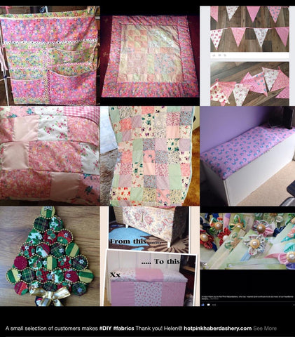 patchwork customer makes