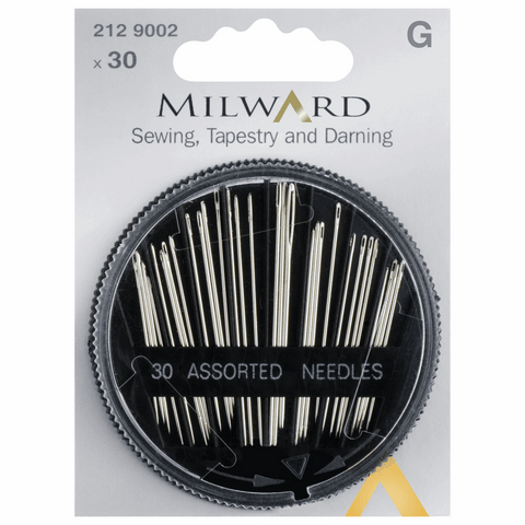Milward Hand Sewing Needles: SEWING, TAPESTRY & DARNING
