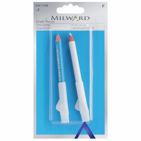 Milward Dress Making Chalk Pencils