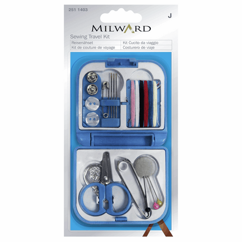 Milward Travel Sewing Kit - 1 Piece