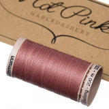 200m Gutermann Cotton Quilting Thread: Reds & Pinks - Hot Pink Haberdashery  - 6