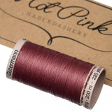 200m Gutermann Cotton Quilting Thread: Reds & Pinks - Hot Pink Haberdashery  - 7