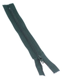 20 INCH Nylon Trebla Autolock Zips in 49 shades
