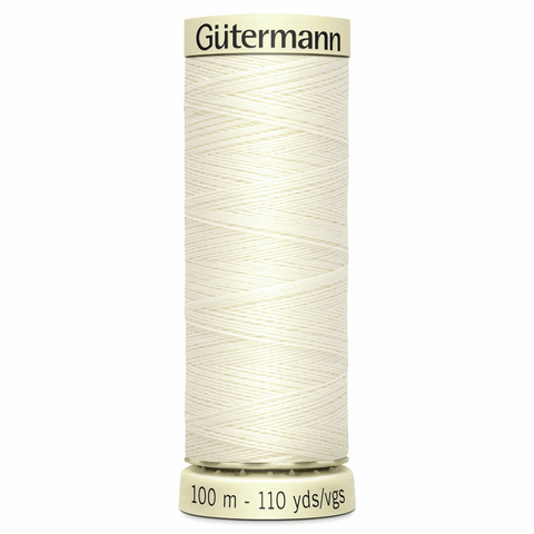 Gutermann Sew All 100m Colour 1