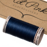200m Gutermann Cotton Quilting Thread: Blues & Purples - Hot Pink Haberdashery  - 9