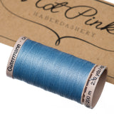 200m Gutermann Cotton Quilting Thread: Blues & Purples - Hot Pink Haberdashery  - 13