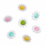 Trimits Novelty Flowers Buttons